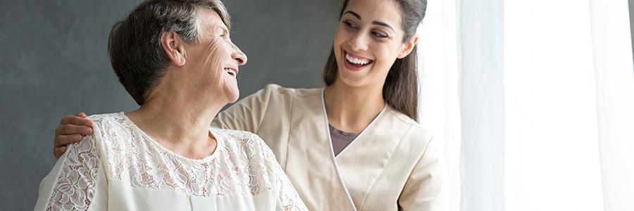 Cuidador de idosos - programa de treinamento
